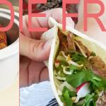 Carnitas Tacos w/Chimichurri Sauce