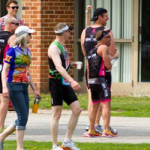 Race Reports: Reaper's Kickoff Season With Triathlon Podiums
