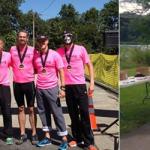 A Marathon, Cycling and a Tri, Oh My!