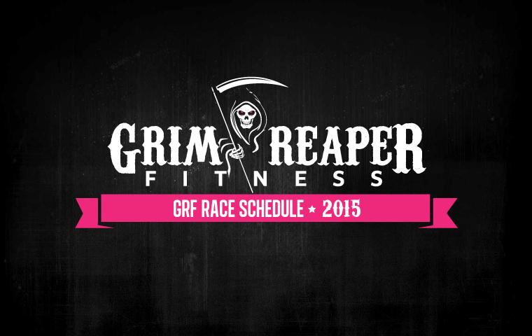 2015 GRF Race Schedule