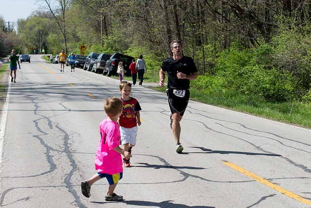 Heppe places 4th at Lake Run Half