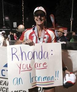 Rhonda Heinz, Grim Reaper Fitness