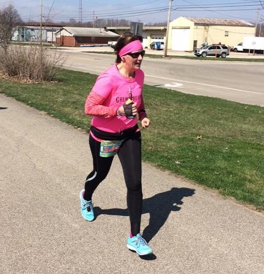 Bev Smith - Run for Hope