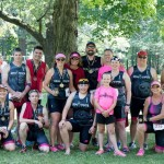 Six win division on hot day at New Salem State Park