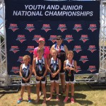 GRF Youth & Junior travels to USAT Nationals