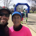 St Patricks Day Race 2017! Reapers….Tuuk and Kiley placing 1st and 2nd in their age group!