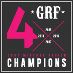 GRF wins 4th straight Mideast championship