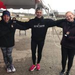 Reapers brave weather to compete in duathlon, Run for Hope