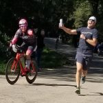 Sturdyvin completes Ironman Wisconsin